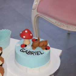 Gabriel's Geburtstagstorte