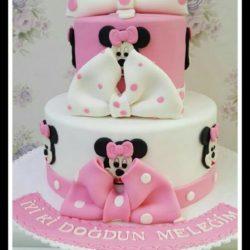 Minnie mause torte