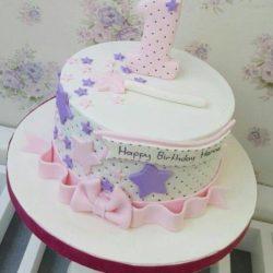 Hanna's Geburtstagstorte...