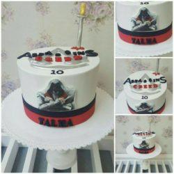 Talha's Geburtstagstorte