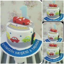 Cengizhan's Geburtstagstorte :)