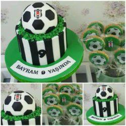 Bayram's Geburtstagstorte...