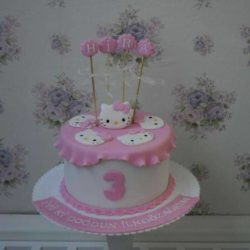Hira's Geburtstagstorte ...