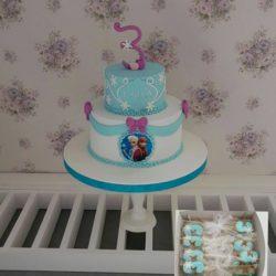 Esila`s Geburtstagstorte