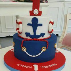 Eymen's Geburtstagstorte :)