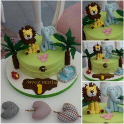 Safari Torte :)