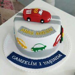 Torte für Aras Abidin...