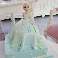 Elsa Torte :)