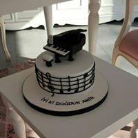 Klavier torte ...